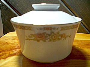 Fairfield Fine China Serenade Sugar Bowl