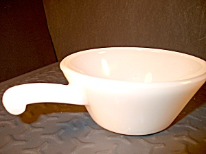 Fire King Handled Soup Bowls