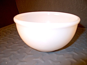 Fire King Small White Serving Bowl