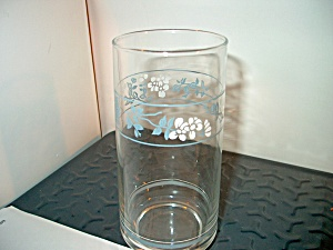 Vintage Corelle First Of Spring Cooler Drinking Glass