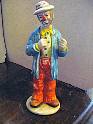 Vintage Figurine Emmett Kelly Jr. Collection