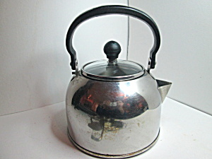 Vintage Farberware Quality Cookware Teapot