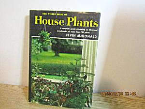 Magnificent Vintage Garden Book Success With House Plants Interior Design Ideas Clesiryabchikinfo