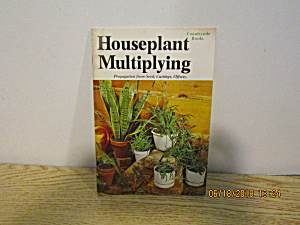 Vintage Countryside Booklet Houseplant Multiplying