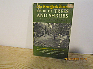 Vintage Garden New York Times Book Of Trees & Shrubs