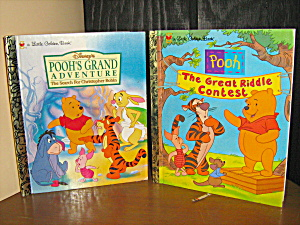 The Great Riddle Contest & Pooh's Grand Adventure
