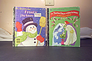 Frosty The Snow Man & The 12 Days Of Christmas