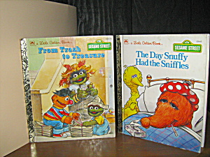 Snuffy Had The Sniffles & From Trash To Treasure