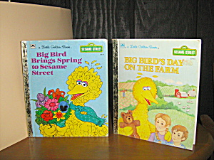 Big Bird's Day On The Farm & Brings Spring To Sesame St