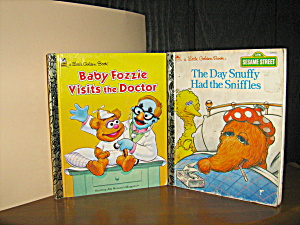 Boby Fozzie Visits The Doctor & Snuff Had The Sniffles