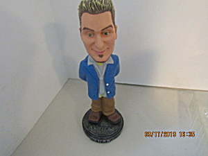 Lance Bass 2001 Collectible Bobblehead; Nsync