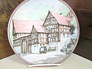 Collector Plate Bauernhaus -farmhouse- In Fronhausen