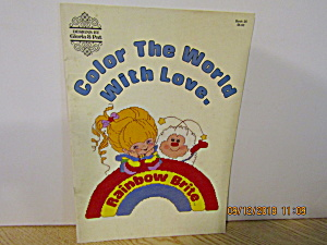 Gloria&pat Rainbow Brite Color The World With Love #35