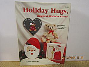 Grace Pub Painting Book Holiday Hugs  #9363 (Image1)
