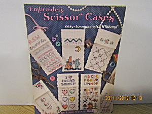 Graph-It Arts Craft Book Embroidery Scissor Cases  #41 (Image1)
