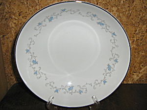 Granada Rose China Round Serving Bowl