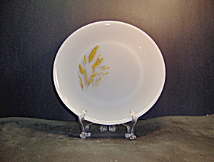 Vintage Fire King Wheat Soup Bowl