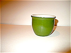 Hall Green Restaurant Ware Custard Cup