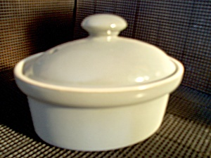 Hall Gray Individual Covered Casserole