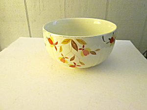 Vintage Hall Autumn Leaf Small Stacking Mixing Bowl
