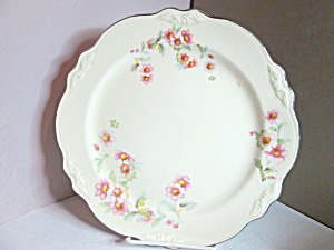 Vintage Homer Laughlin Virgina Rose Dinner Plate & Homer Laughlin - Antique China Antique Dinnerware Vintage China ...