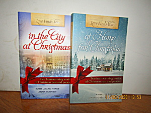 Books In The City At Christmas & At Home For Christmas