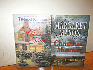Books Christmas Morning And A Christmas Promise