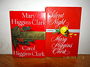 Holiday Book Set Silent Night And Deck The Halls