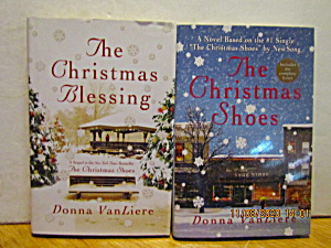 Books The Christmas Shoes & The Christmas Blessing