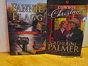 Book Set A Redbird Christmas & Cowboys Christmas