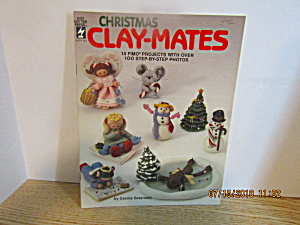 Hot Off The Press Christmas Clay-mates #173