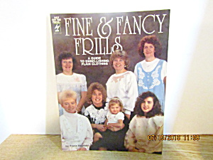 Hot Off The Press Fine & Fancy Frills #337