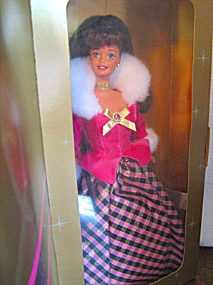 Avon Special Edition Winter Rhapsody Barbie
