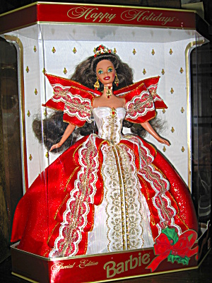 Special Edition 1997 Happy Holiday Barbie