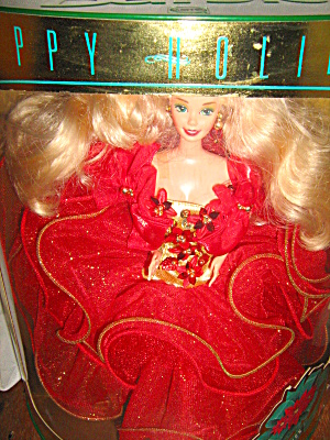 Special Edition 1993 Happy Holiday Barbie
