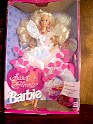 Blond Secret Hearts Barbie