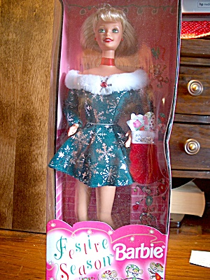 Festive Season Special Edition Barbie