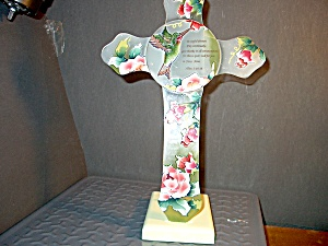 Hummingbird Inspirational Cross