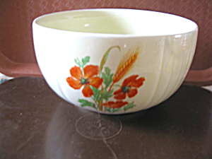 Vintage Hall Wild Poppy Stacking Mixing Bowl