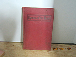 Vintage Hymn Book Hymns Of The Heart