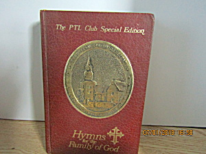 Vintage Ptl Club Hymns For The Family Of God