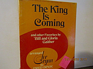 Vintage The King Is Coming Bill Gaither Favorites