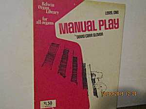 Vintage David Carr Glover Manual Play Book Level One