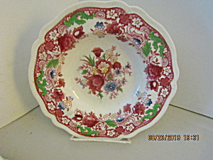 Vintage Johnson Bros Dorchester Soup Bowl