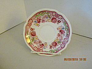 Vintage Johnson Bros Dorchester Saucer