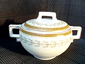 Jonnson Bros.pareek Covered Sugar Bowl Jb189