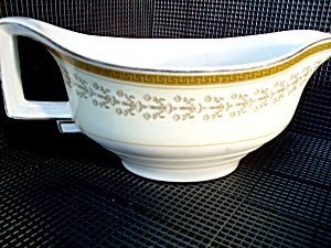 Johnson Bros. Pareek #jb189 Gravy Boat