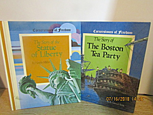 Children's Press  Cornerstones of Freedom Set (Image1)