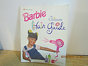 Young Girls Book Barbie The Ultimate Hair Guide