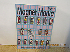 Kappie Originals Book Magnet Mania #416